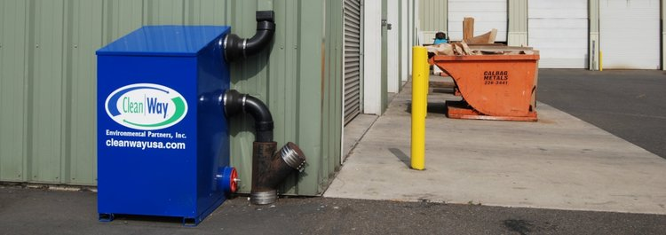 Stormwater Industry Leading Downspout Filtration from CleanWay